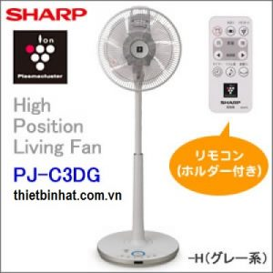 SHARP PJ-C3DG TẠO ION