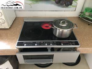 Bếp từ Hitachi Ht-K6s Nhật Bản
