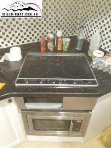 Hình ảnh bếp Hitachi HT-K6S