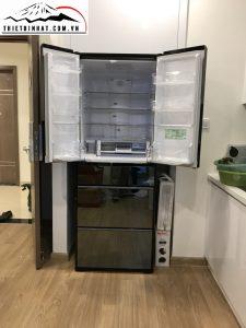 tủ lạnh hitachi rwx5600g