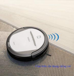 Robot hút bụi Ecovacs M80 Pro