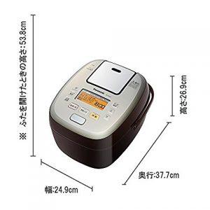 Nồi cơm điện panasonic sr-pa187