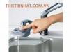 máy lọc nước panasonic tk8032p-s nhật bản