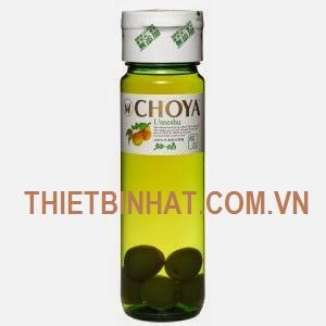 Rượu mơ Choya 720ml