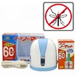 Máy đuổi muỗi tinh dầu Nhật Bản
