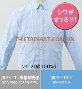 Máy giặt hitachi BD-NX120AL.3