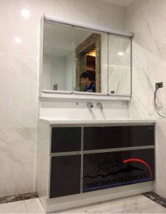 Tủ chậu vệ sinh takara nhập khẩu nhật bản