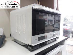 Lò vi sóng Toshiba 3D Nhật Bản