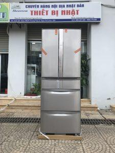 Tủ lạnh Hitachi R-F510G Nhật bản