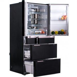 Tủ lạnh hitachi R-WX67J nhật bản