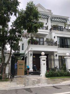 Biệt Thự Vincom Long Biên