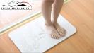 Thảm cứng lau chân siêu thấm nhật bản