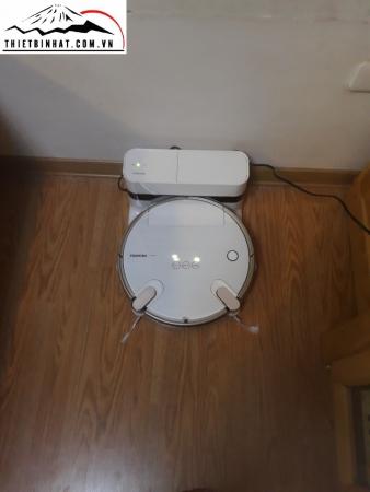 Robot hút bụi toshiba vc-rvd1-w.6